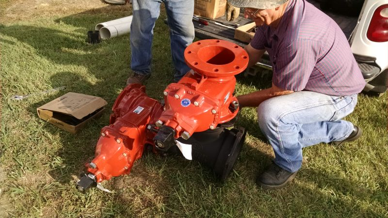 New Part up close